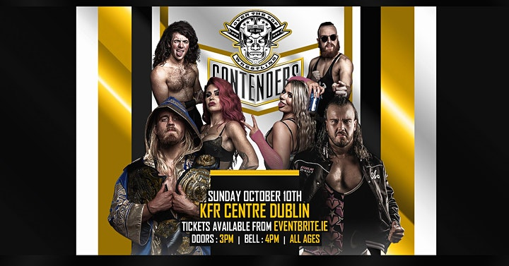 """Over The Top Wrestling Presents """"Contenders 18"""" image"""