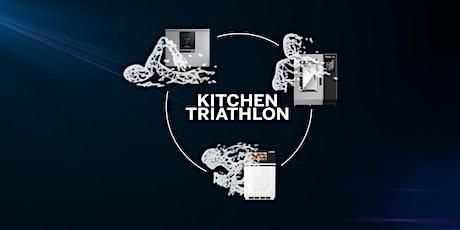 KITCHEN TRIATHLON TECNOBI   LAINOX   29/09/2021 by MARCO FASANO biglietti