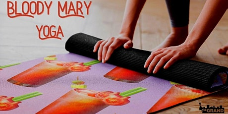 Bloody Mary Yoga tickets