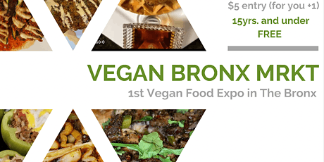 Vegan Bronx Market tickets