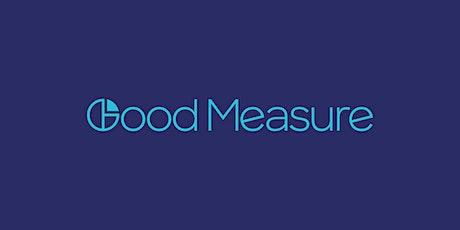 Good Measure Gathering 2021:  Exploring Community-Driven Evaluation tickets