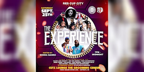 The Experience tickets