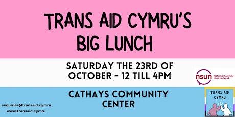 Trans Aid Cymru's Big Lunch tickets