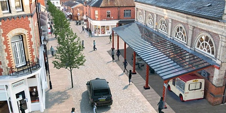 Supporting Historic High Streets: Changing Visions for Town Centres #4 tickets
