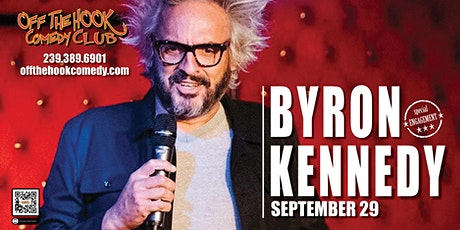 Comedian Byron Kennedy Live in Naples, Florida! tickets