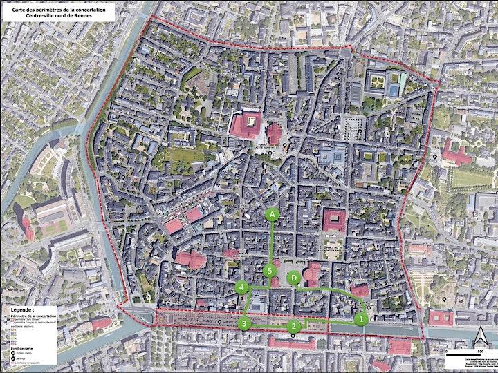 Image pour Balade urbaine - Focus Quais de la Vilaine