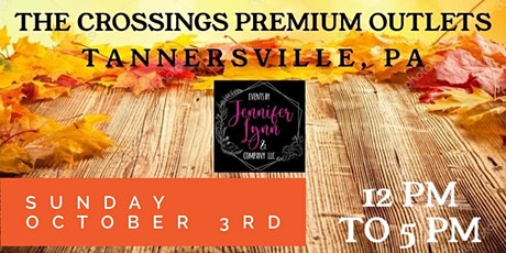 Fall Pop Up at the Crossings Outlets tickets