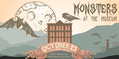 Monsters at the Museum tickets