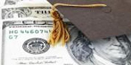 Degrees Not Debt- Student Loan Forgiveness tickets