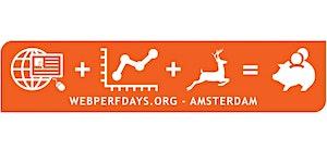 WebPerfDays Amsterdam 2015