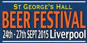 St George's Hall (Liverpool) Beer Festival September...