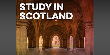 Study in Scotland - Partner and Agent PG Seminar tickets