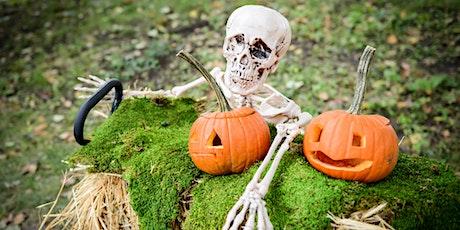 Halloween at the Garden tickets