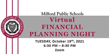 Virtual Financial Planning Night tickets
