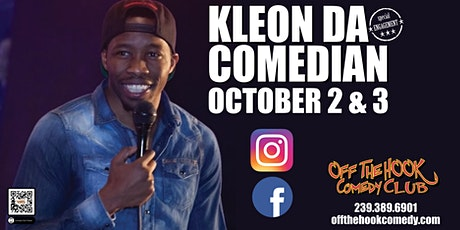 Kleon Da Comedian Live in Naples, Florida! tickets