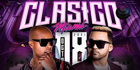 Clasico Miami tickets