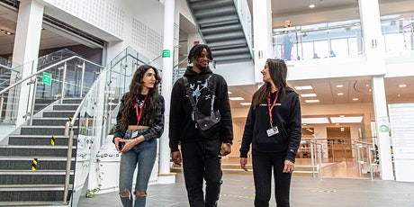 Royal Leamington Spa College Open Event  -  09 November 2021 tickets