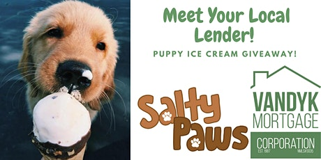 Meet Your Local Lender- Puppy Ice Cream Giveaway! tickets