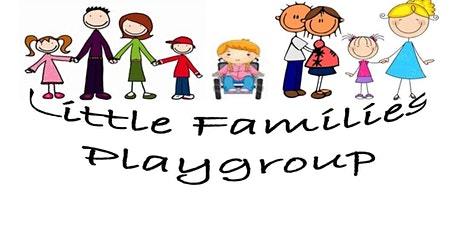 Little Families Playgroup tickets