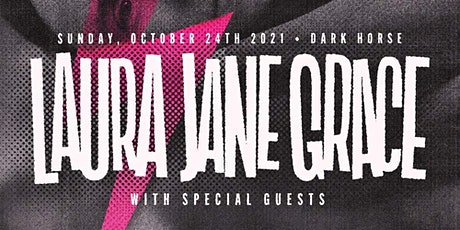 LAURA JANE GRACE at Dark Horse Bar and Eatery tickets