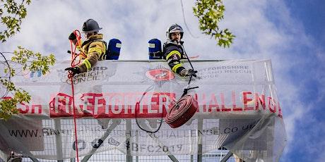 British Firefighter Challenge 2021 tickets