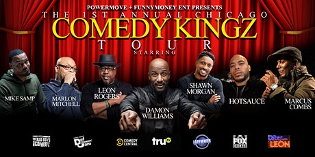 CHICAGO COMEDY KINGS TOUR tickets