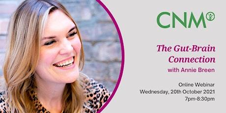 CNM Ireland Health Talk:  The Gut/Brain Connection tickets