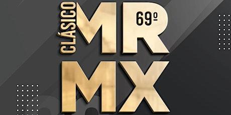 69° Mr. México - Domingo boletos