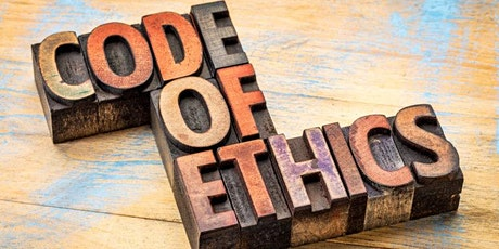 Code of Ethics  - Our Promise of Professionalism by Ming Richardson tickets