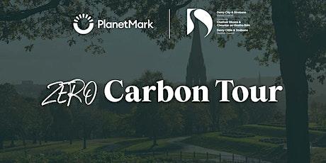 Derry, Northern Ireland | Roadmap to net zero | Zero Carbon Tour tickets