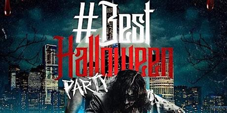 #Best Halloween Party tickets