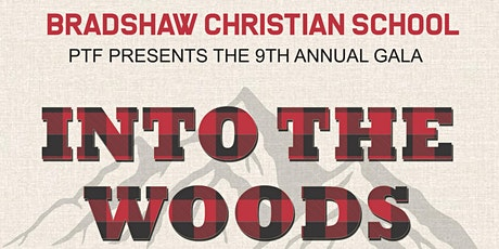 BCS Into the Woods Gala tickets