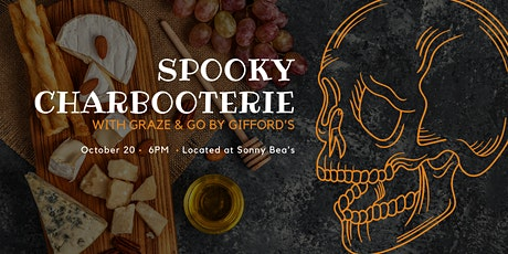 Spooky Charbooterie tickets