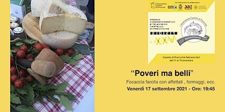 """""""Poveri ma belli"""" tickets"""