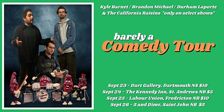 Comedy at The Kennedy Inn tickets