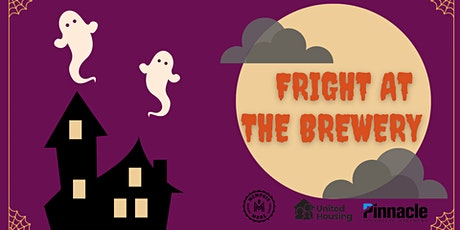 United Housing Inc.'s Fright at the Brewery tickets
