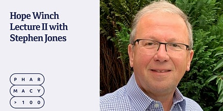 Annual Hope Winch Memorial Lecture II with Dr Stephen Jones tickets