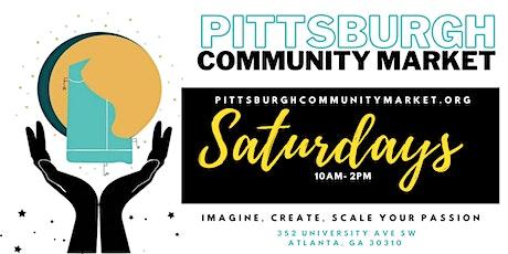 Pittsburgh Community Market tickets