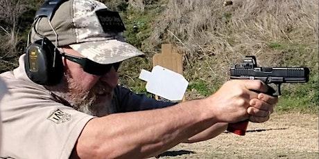 Pistol Mounted Optics Instructor Course tickets