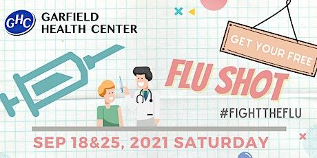 Garfield Health Center Flu Vaccine tickets