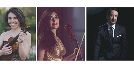 Piano Trios of Amy Beach and Reena Esmail tickets