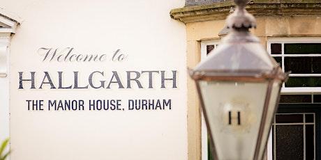 Hallgarth Manor Wedding Open Evening tickets