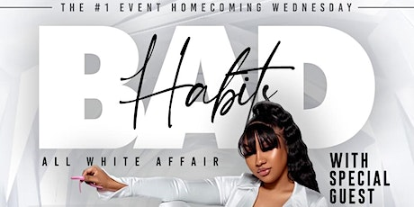 """"""" BAD HABITS """" HOSTED BY ARI @therealkylesister tickets"""