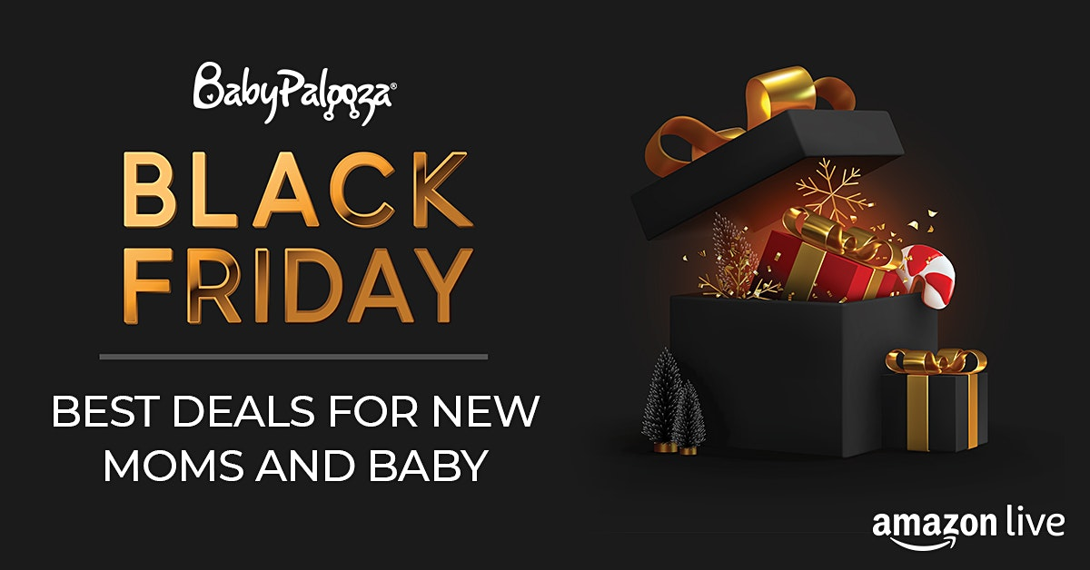 Black Friday Preview Day 1 – Baby & Maternity Picks