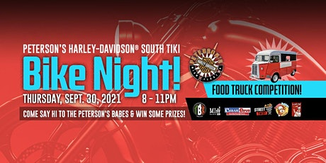 Bike Night @ Peterson's South Tiki! tickets