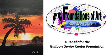 Foundations of Art: Sip, Chat & Paint tickets