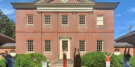 Stretch and Sketch: Yoga & Drawing at the Mansion tickets
