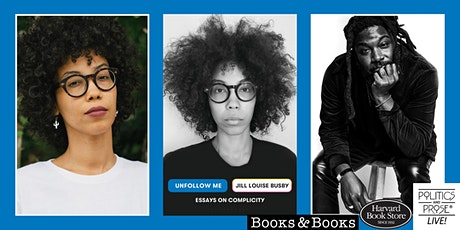 P&P Live! Jill Louise Busby | UNFOLLOW ME with Jason Reynolds tickets