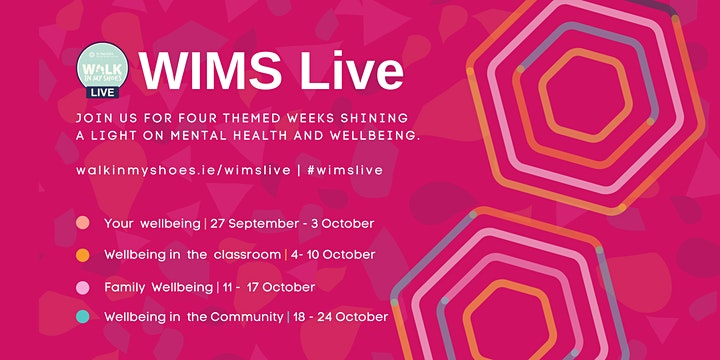 WIMS Live | #NoStigma in the Community image