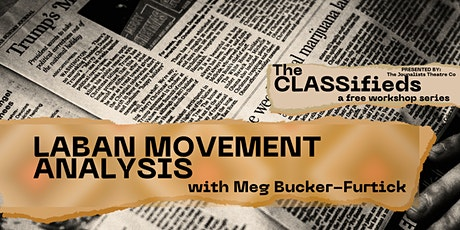 Laban Movement Analysis with Meg Buckner Furtick tickets